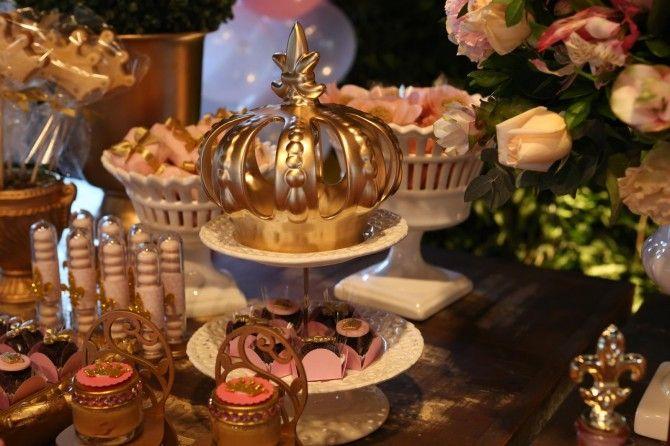 Festa tema Princesa   Macetes de Mãe
