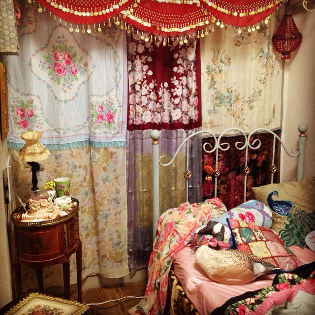 Best 25 Gypsy Curtains Ideas On Pinterest: Hippie Curtains, Boho Curtains And Gypsy Curtains