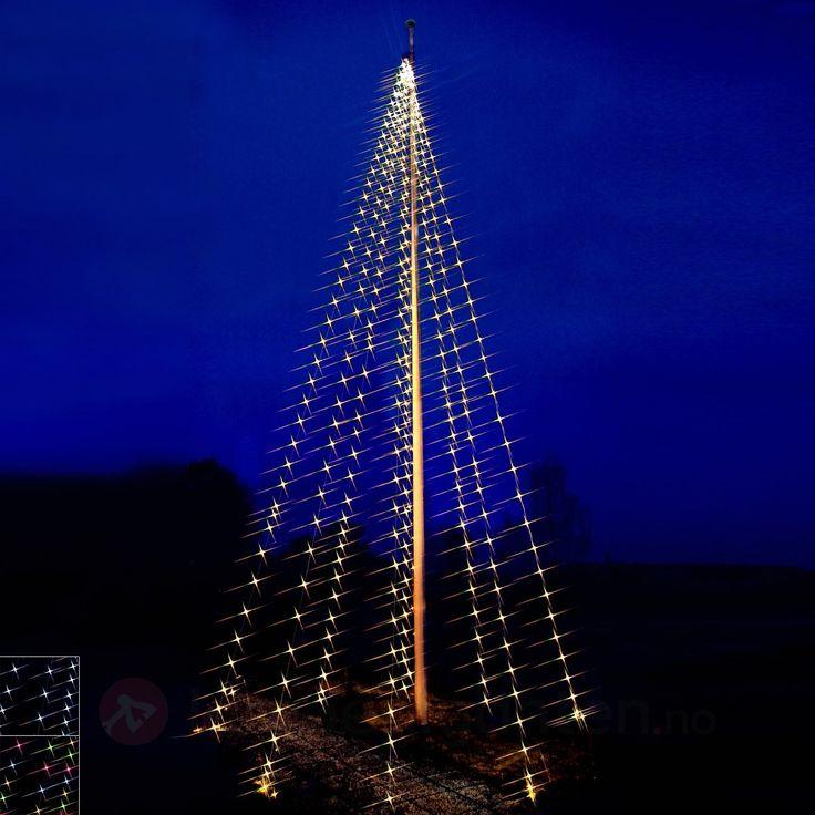 LED-lyslenke STELLA til flaggstanger