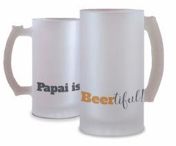 Caneca de Chopp Papai is Beertiful