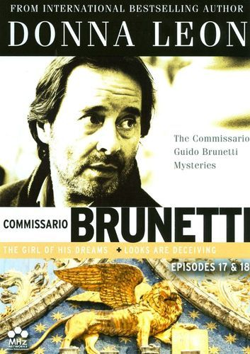 Donna Leon's Commissario Guido Brunetti Mysteries: Episodes 17 & 18 [2 Discs] [DVD]
