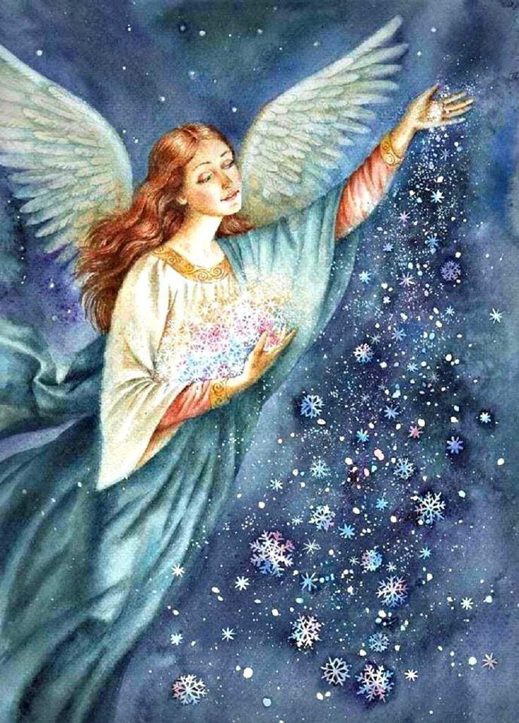 Resultado de imagem para angels blessing dreams fantasy illustrations