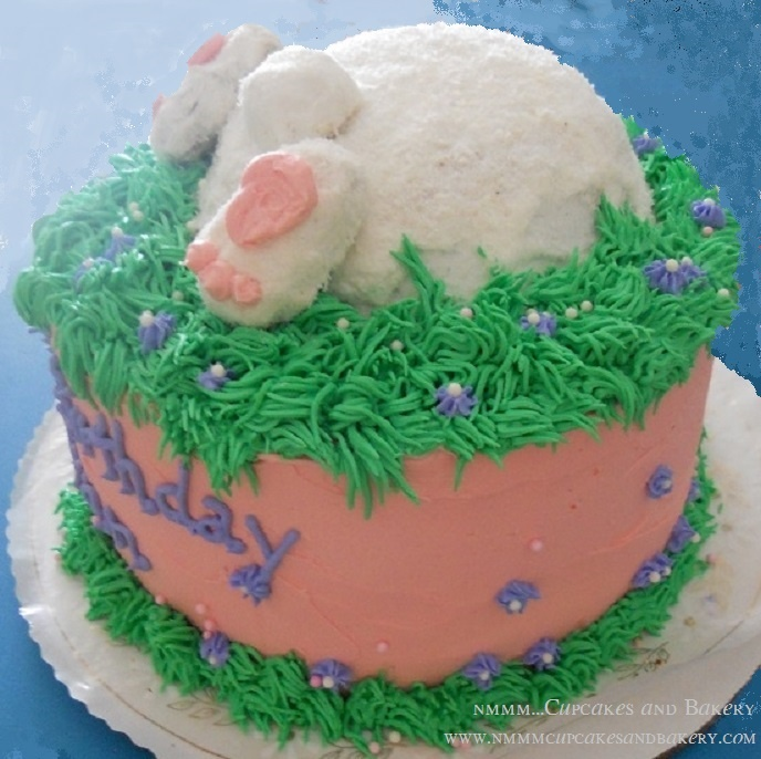 about easter birthday cakes on Pinterest  Chocolate cakes, Easter ...