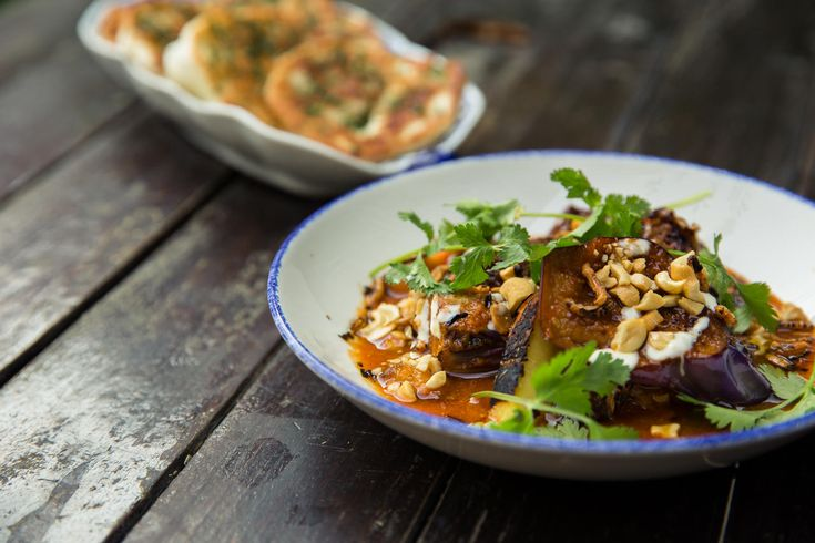 This sweet and sour eggplant hits every flavor note from savory and sweet to salty and spicy, and is way tastier than take-out or delivery.