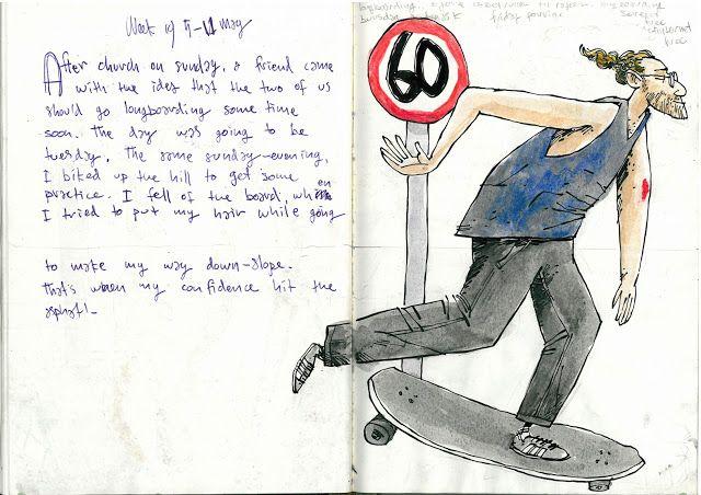 Drawing Diary: Week 19 2013 nr1