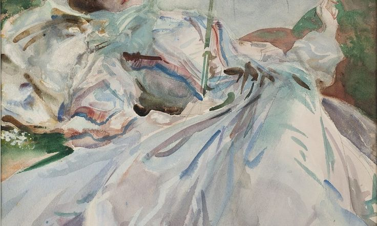 Sargent: The Watercolours brings together the master's greatest works in major show