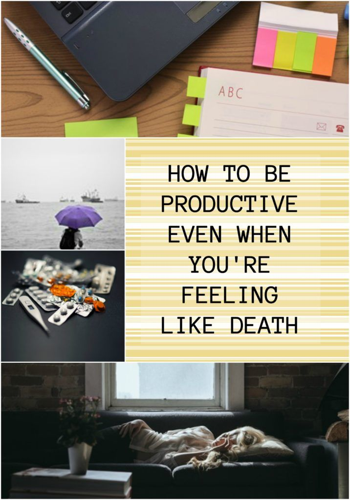 Sick days can be difficult for many reasons. Emotionally you can become even more stressed out when you're feeling ill, and realise you can't get anything done! This handy list of tips learnt from personal experience will help you stay on top of that to-do list, keep the kids happy, and generally go to bed feeling better about your day, even if you're still stuffy.