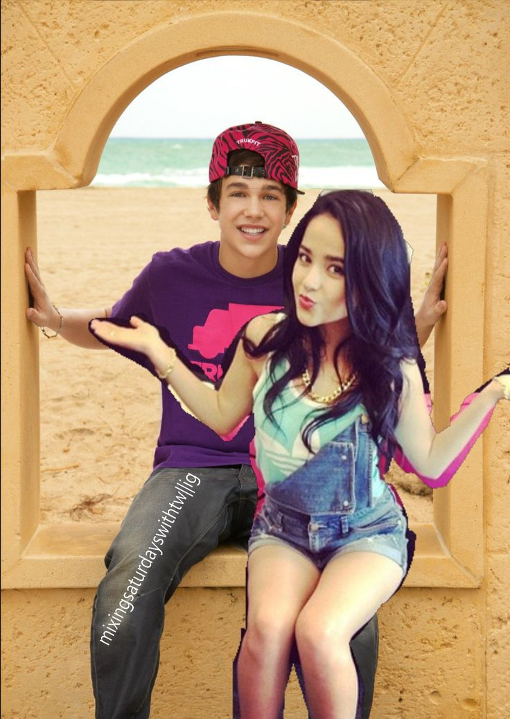Are austin mahone and becky g dating