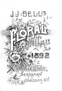 1892 Floral Annuals