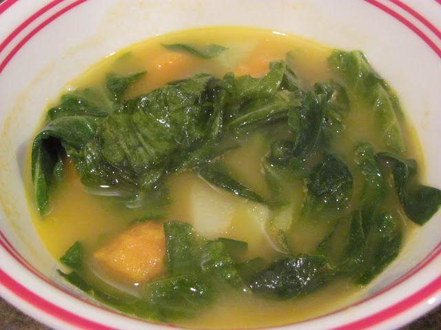 Hungarian Kohlrabi Soup (Kalarabeleves) - Homemade In The Kitchen