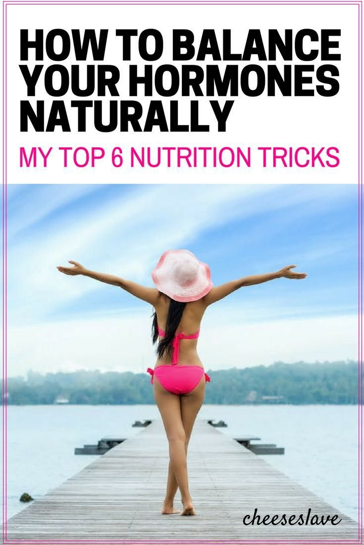 Must read for balancing hormones and eliminating ovarian cysts