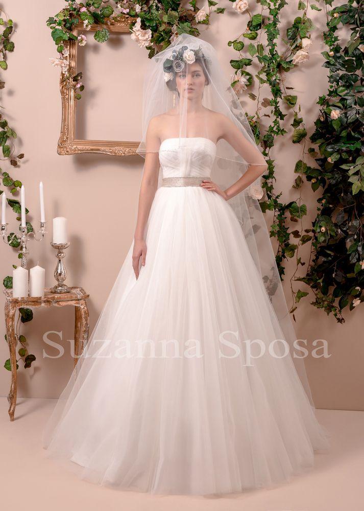 Netty - Nava Bride#navabride #suzanasposa #bridalgowns #bride #weddingdress