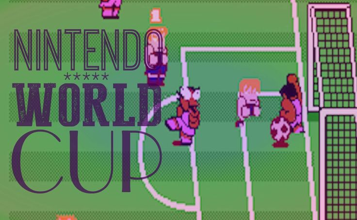 Nintendo World Cup - One of the best, funniest and craziest SOCCER GAMES EVER!