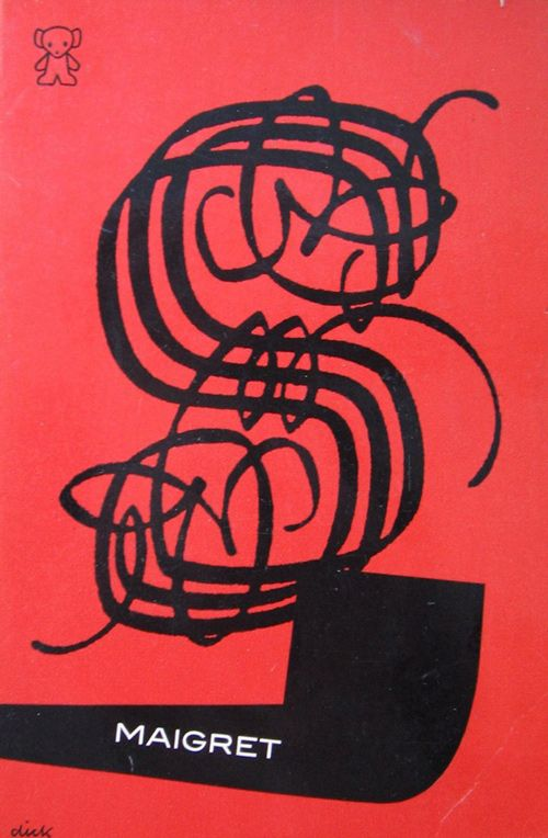 Maigret (Red). - Dick Bruna