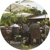 Bolney Wine Estate Café - Haywards Heath West Sussex