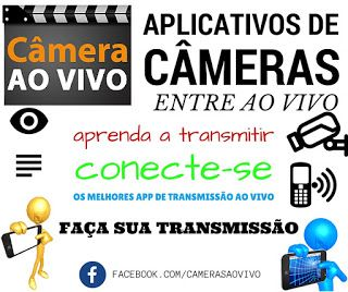BRAOVIVO.COM: TRANSMITA SUA CÂMERA NA INTERNET Saiba como transmitir sua câmera ao vivo