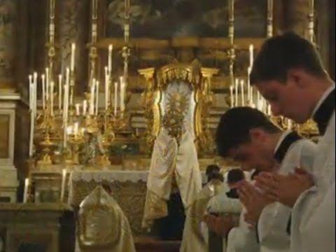 Tradycja Kościoła katolickiego - YouTube