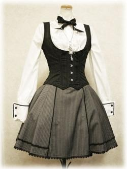 This would be amazing with a tea length or longer skirt.  I would wear it in a heartbeat!