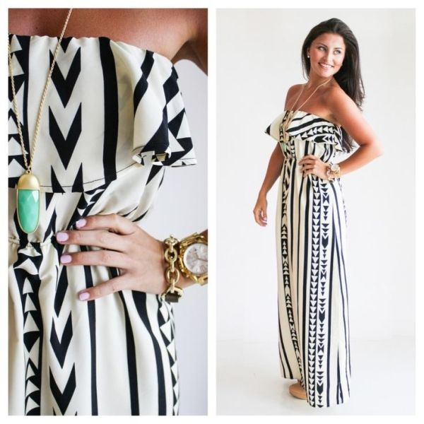 Maxi dress by cathywilson