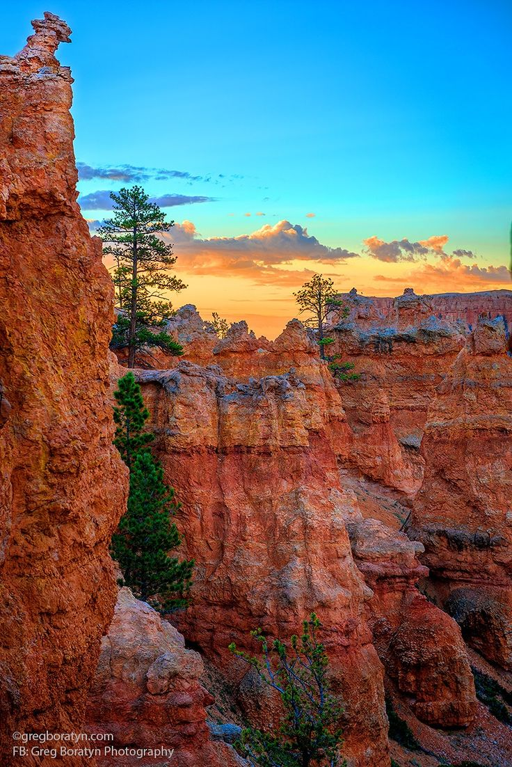 Bryce Canyon National Park, Utah; photo by .Greg Boratyn on 500px