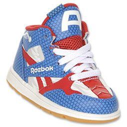 Just bought these for Noah...reebok sir jam captain america toddler shoes