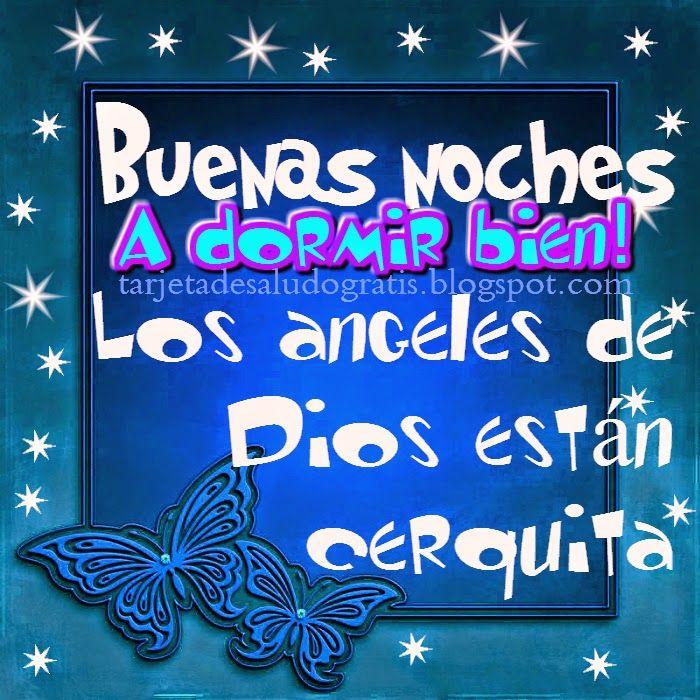Tarjeta de buenas noches saludos de cumplea os santo - Saludos de navidad ...
