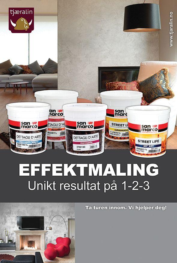 Annonser - Tjæralin AS