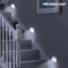 Luz LED com Sensor de Movimento Presence Light