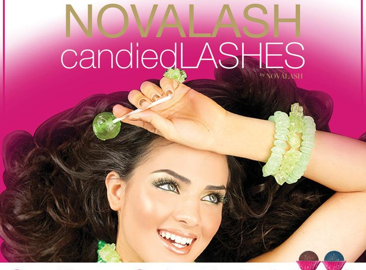 NovaLash Candied Lashes