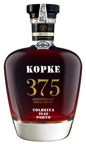Kopke 375º aniversário - 1940 - Porto