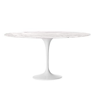 "Saarinen Oval Dining Table, 78""  Designed by Eero Saarinen for Knoll®"