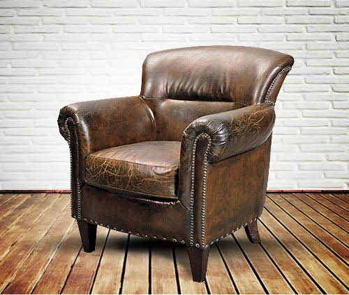 1000 ideas about brown leather chairs on pinterest