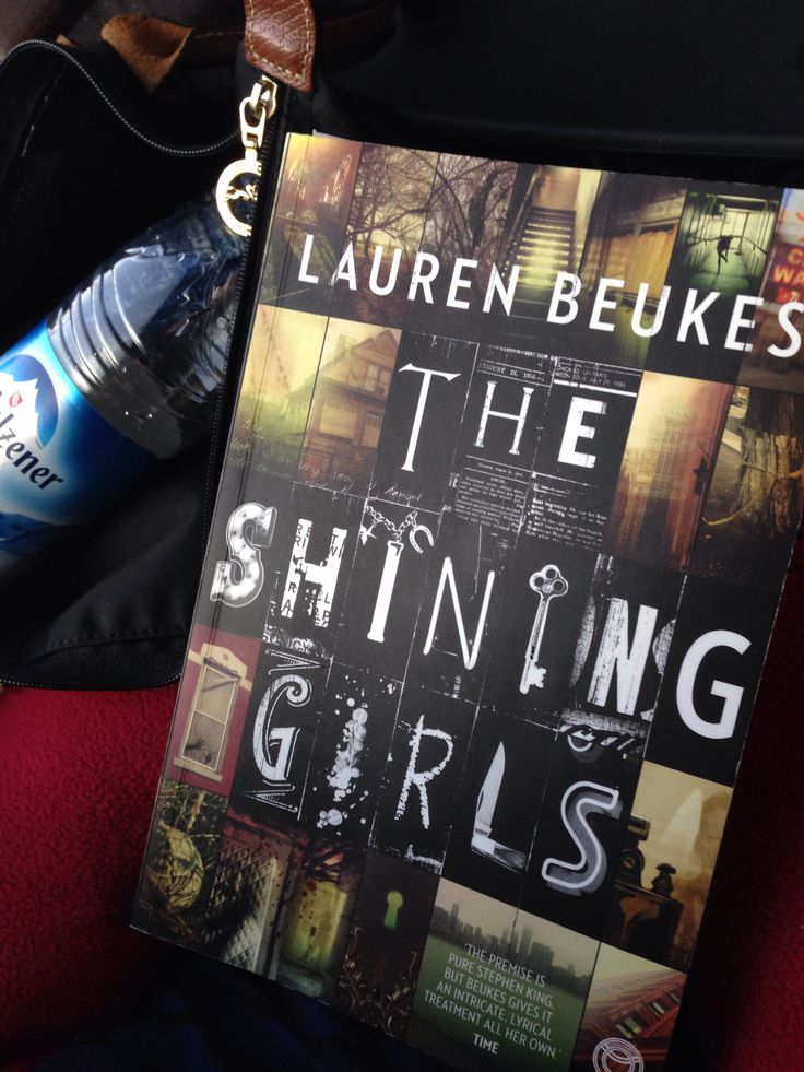 My first thriller/crime novel. Lots of shivering moments, surprises and very interesting plot! Proud of our local talent!! Go Lauren Beukes!