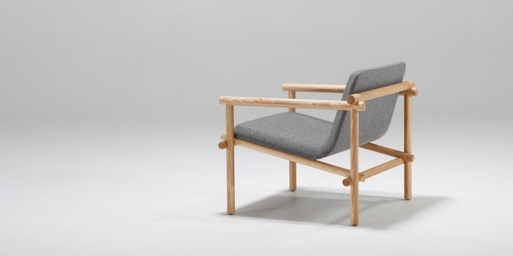 Lumber Easy Chair — Fletcher Systems