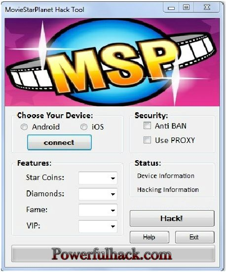 MovieStarPlanet Hack Tool 2017 No Survey Free Download http://www.powerfulhack.com/moviestarplanet-hack-tool-2017/