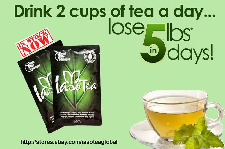 best tea weight loss detox