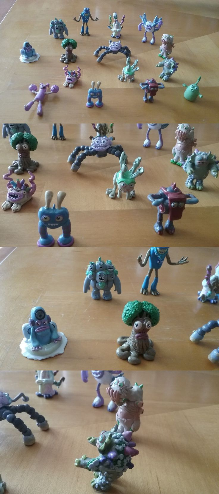 Other Stuffed Animals 230: My Singing Monsters Figures * Rare* -> BUY IT NOW ONLY: $150 on eBay!