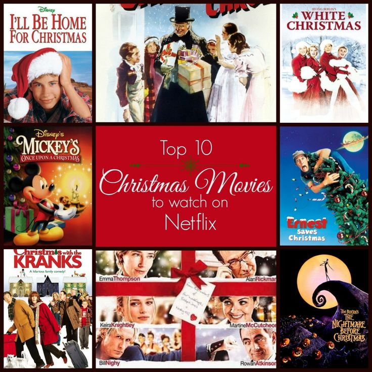 25 Best Ideas About Top 10 Christmas Movies On Pinterest