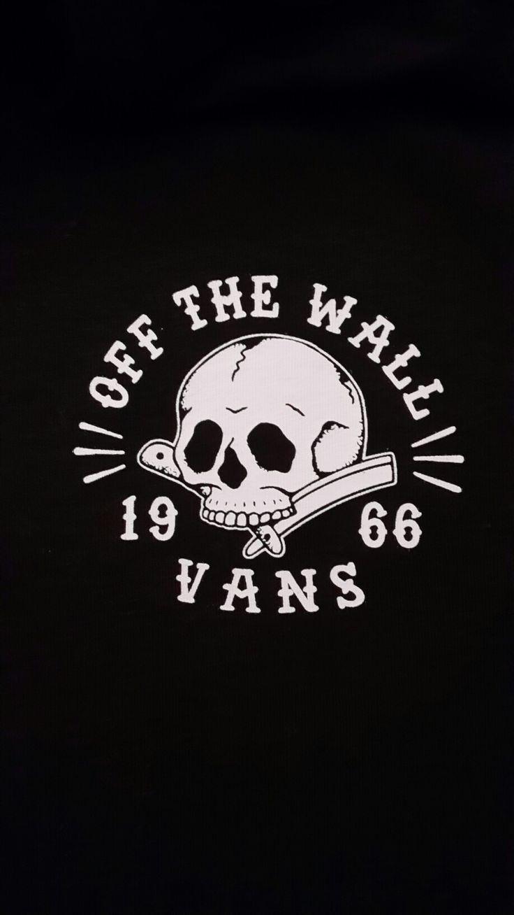 Vans off the wall 1966 logo tee