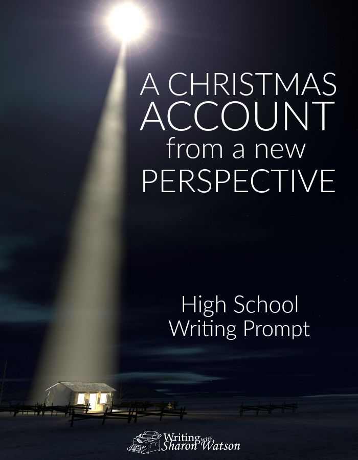 Best writing prompts for high school