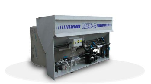 KOBIT | Zařízení na výrobu a skladování solanky MZK 3