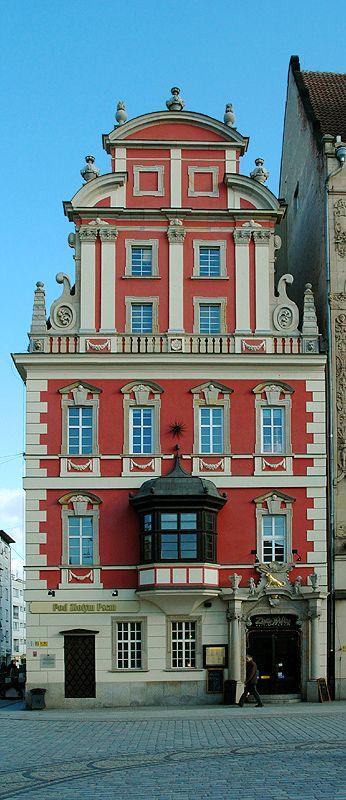 Under the Golden Dog - Wroclaw, Dolnoslaskie
