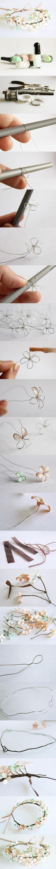 Flowers - http://craftideas.bitchinrants.com/flowers/
