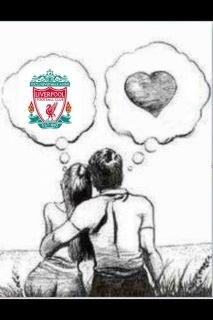 My one true love - Liverpool FC