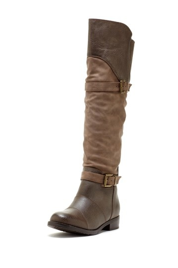 Two Lips Too Jenna Tall Riding Boot