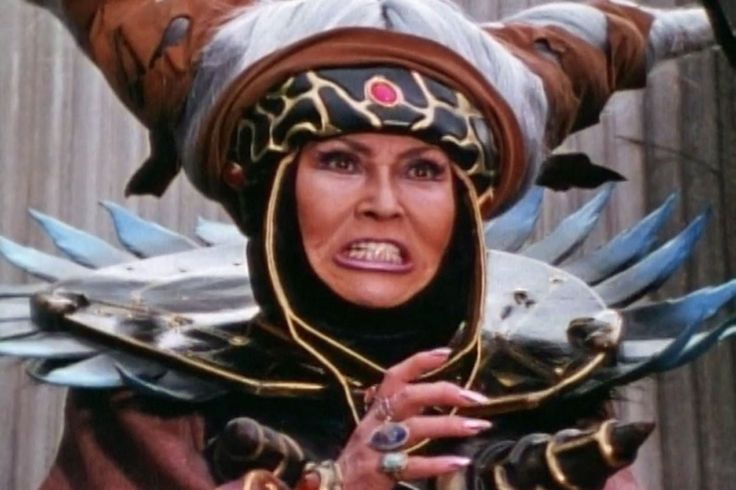 After 10,000 years, Rita Repulsa is given a sexy makeover for 'Power Rangers'…