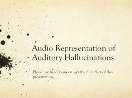 Πώς Είναι να Βιώνεις Ακουστικές Ψευδαισθήσεις; [video] | psychologynow.gr