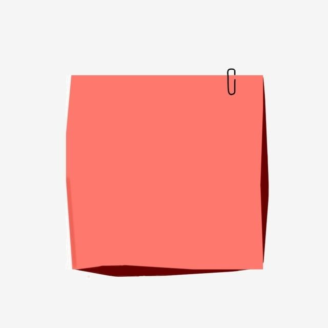 Red Sticky Note Sticker Red Sticker Sticky Note Paper Png Transparent Clipart Image And Psd File For Free Download Poster Bunga Bunga