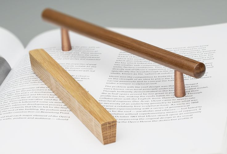 Timber and Copper Handles