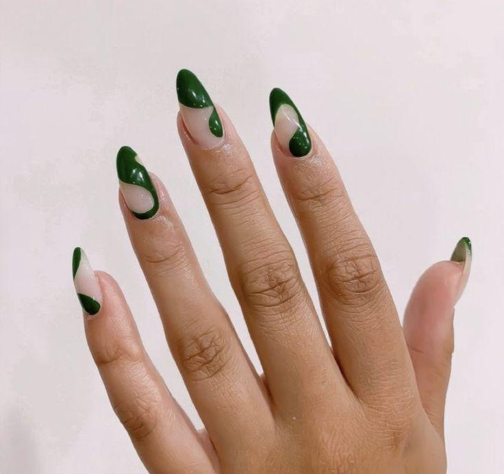 Pinterest | lolabarret | Minimalist nails, Minimal nails